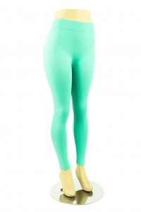 Plus Size Leggings basic Spandex material - Fresh Fashion Blog - Fresh Fashion Blog