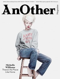 Michelle Williams for Another | Inspiration DE