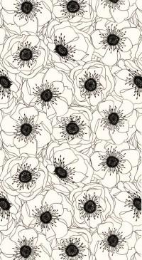 White Anemones - pattysloniger