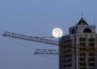 Supermoon lights up the sky - Google Search