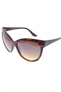 Tortoise Oversized Cat Eye Sunglasses by Olivia Taylor Fashion Boutique | Olivia Taylor