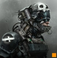 """Robot Film """"Construct"""" Could Change Everything You Know About CGI   The Creators Project — Designspiration"""