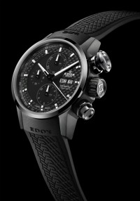 Edox introduced three new watches at Baselworld 2012