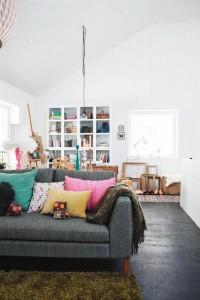 La maison d'Anna G.: Inspiration colorée