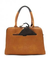 Camel Shoulder Bag by Olivia Taylor Fashion Boutique | Olivia Taylor