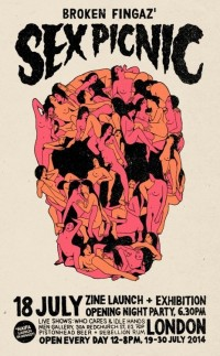 Designersgotoheaven.com - SEX PICNIC by Broken Fingaz. — Designspiration