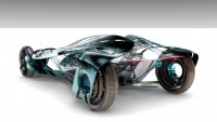 Nissan iV Concept is Strange, Futuristic Concept Car   new car review and spesification