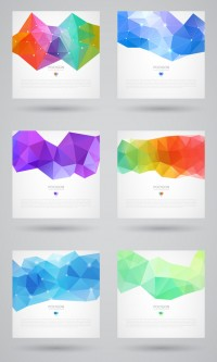Polygonal Backgrounds - FreebiesXpress