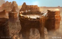 God of War Ascension: Canyon Multi Player Arena by jungpark
