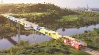 Twitter / reThink_Israel: Very cool design — a bridge ...