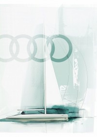 Audi Daysailer Sketch - Car Body Design