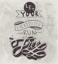 Hand-Written Typography by Dana Henwood | Inspiration DE