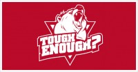 "Logo for the ""Tough Enough"" Sports Team | Inspiration DE"