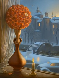 Surrealist Universe by Vladimir Kush - Pondly