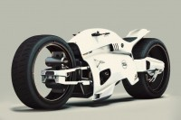 Greg Melander - BIKE A seriously cool rendering of this ultra...