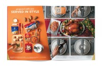 Holiday / Target Holiday 2012 Catalog Series Graphis