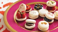 French Macaron Recipe - Daniel Boulud Vanilla Macarons Recipe - ELLE DECOR