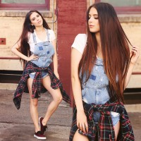 KayKay Blaisdell - PLAID | LOOKBOOK