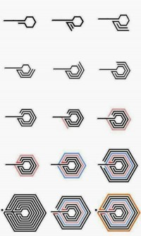 how+to+draw+exo+logo+2.jpg (500×834)