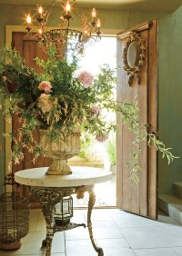 Foyer fabulosity Part II - The Enchanted Home