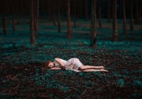 Surreal Emotive Female Photography - These Beautiful Portraits Were Captured by Igror Burba (GALLERY)