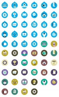 Drupalize.Me Free Icon Package | Drupalize.Me