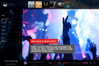 Lovers - Music WordPress Theme | TeslaThemes