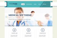 MedPark - Medical WordPress Theme | TeslaThemes
