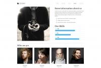 Zoomy - Photography WordPress Theme | TeslaThemes