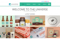 Universe - Multipurpose WordPress Theme | TeslaThemes