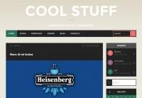 CoolStuff - Blog/Magazine WordPress Theme | TeslaThemes