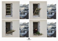 DIY Terrace Apartment Garden