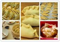DIY Delicious Chinese Dumplings