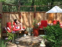 Contemporary Outdoors from Pamela Berstler : Designers' Portfolio 545 : Home & Garden Television
