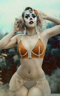 clown make up | Costumiz ! | Pinterest