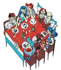 Pop Up Restaurants editorial on
