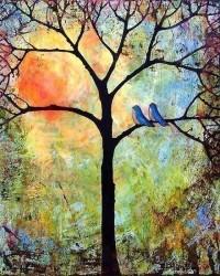 Arty / trees