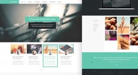 Free Download : Infusion HTML5/CSS3 Web Template (PSD included) | Designbeep
