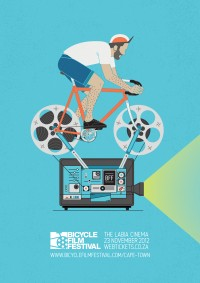 Bicycle Film Festival Poster 2012 on Inspirationde