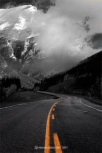 Tapiture: highway-40 by waxyjack