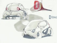 Renault Concept Cars 2.Term on