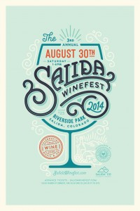 Salida Wine Festival on Inspirationde