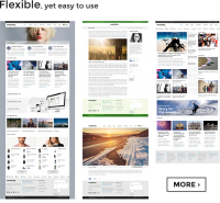 WordPress - Everything — Responsive WordPress Theme   ThemeForest