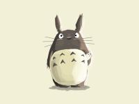 Totoro by Felipe Mendes