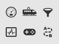 Icons by Anton Volodin