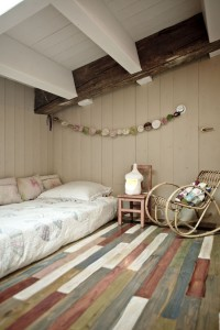 Neo Rustic French Country Bedroom » inspired deco