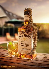 Jack Daniels 'Draws a Crowd' on Inspirationde