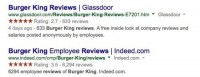 Jakarta Web Developer - Google Tests Different Colors For Stars Ratings In Search Results