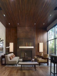 William Hefner Architecture Interiors & Landscape - modern - Living Room - Los Angeles - Studio William Hefner