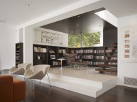 GRIFFIN ENRIGHT ARCHITECTS: Hollywood Hills Residence - modern - Living Room - Los Angeles - Griffin Enright Architects